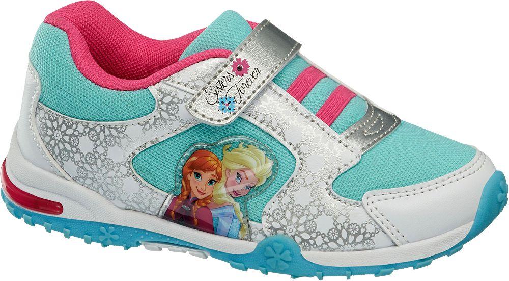 Półbuty dziecięce Disney Frozen niebieskie