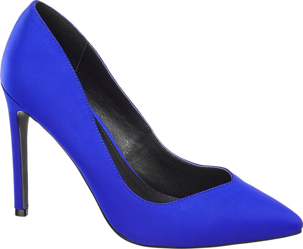 Szpilki damskie Blink niebieskie