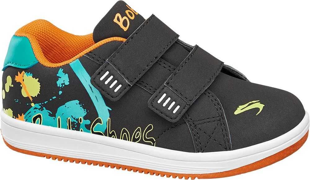Deichmann - Bobbi-Shoes Obuv na suchý zip 31 šedá