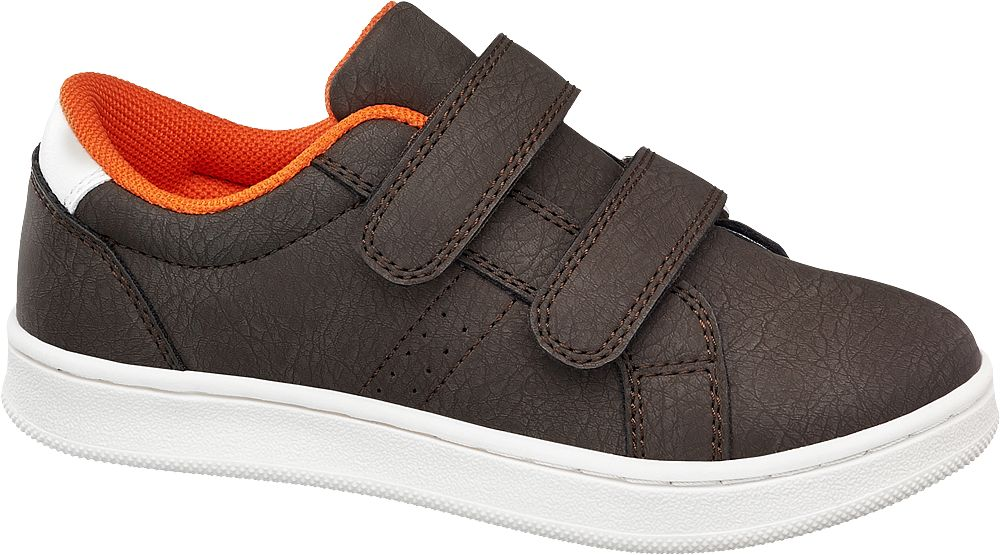 Deichmann - Bobbi-Shoes Obuv na suchý zip 28 hnědá