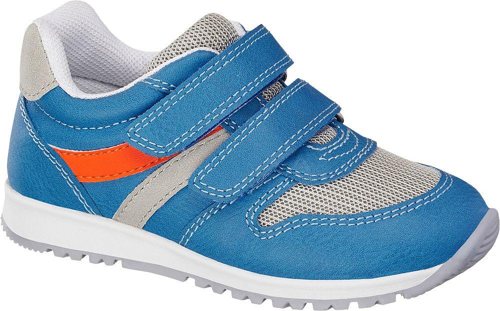 Deichmann - Bobbi-Shoes Obuv na suchý zip 20 modrá