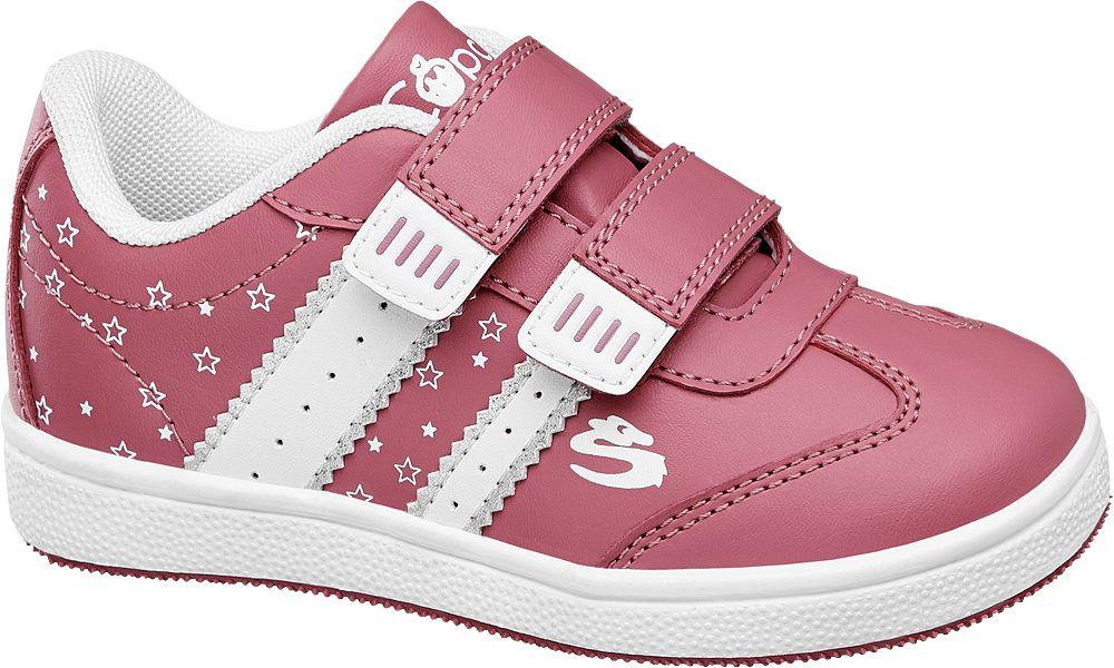 Deichmann - Cupcake Couture Obuv na suchý zip 28 růžová