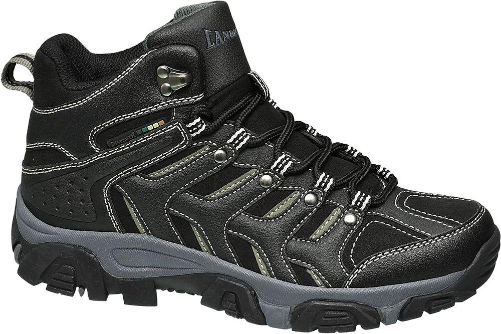 Deichmann - Landrover Outdoorová obuv 38 šedá
