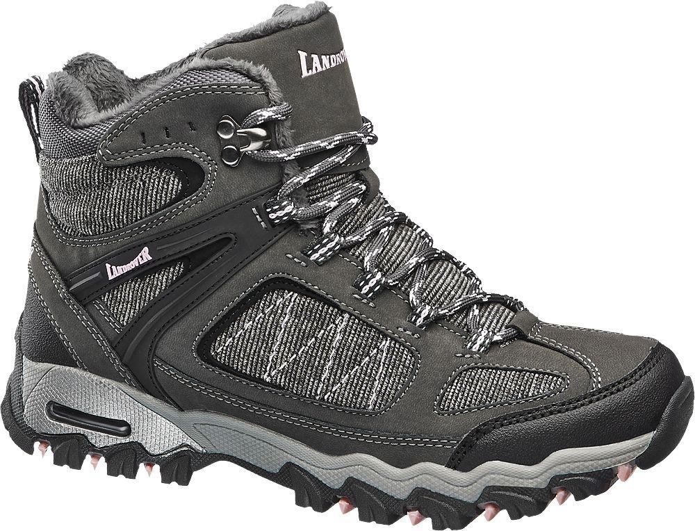 ea46fd2e73 Landrover Outdoorová obuv šedá - Akční cena