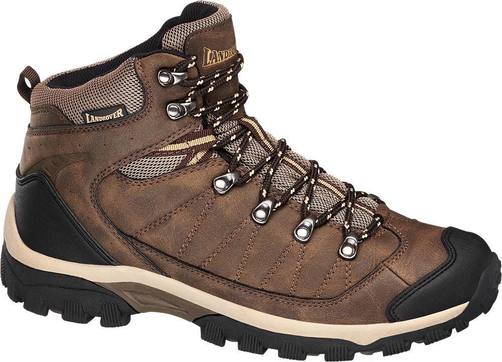 Deichmann - Landrover Outdoorová obuv 44 hnědá