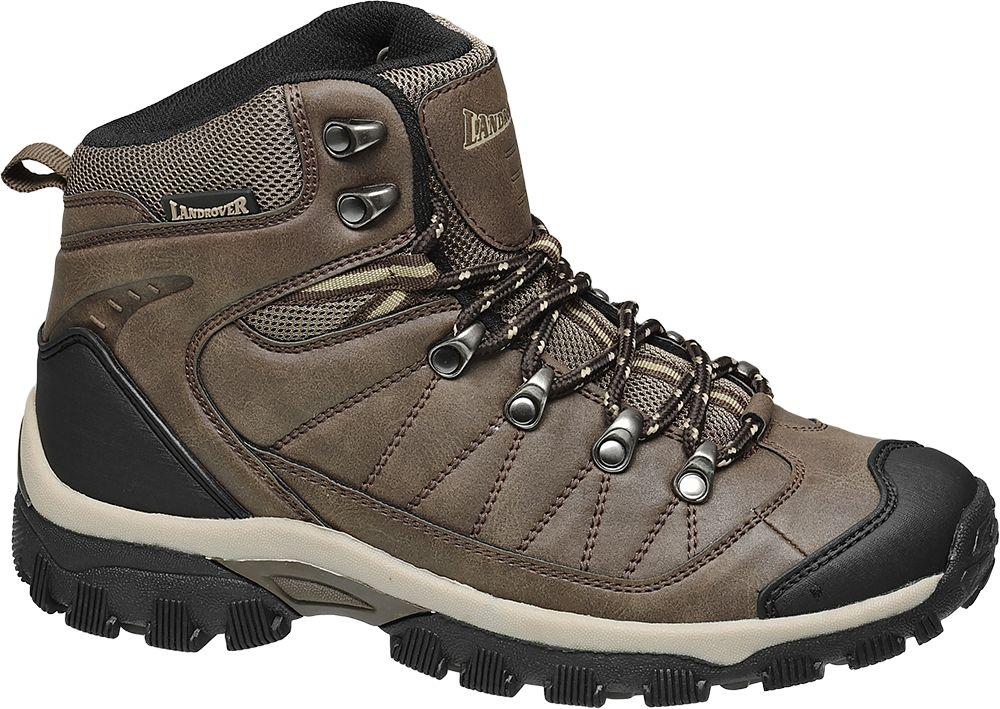 Deichmann - Landrover Outdoorová obuv 37 hnědá
