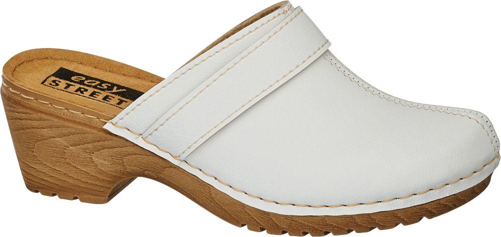 Easy Street Pantofle  bílá