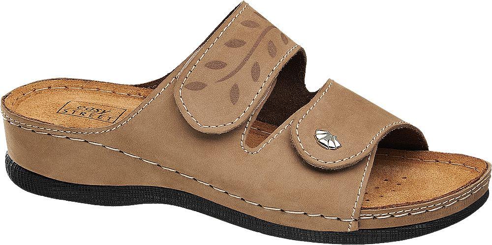 Deichmann - Easy Street Pantofle 41 béžová