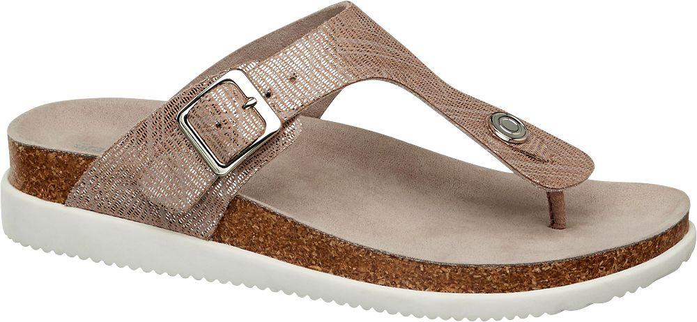 Deichmann - Graceland Pantofle 41 šedá