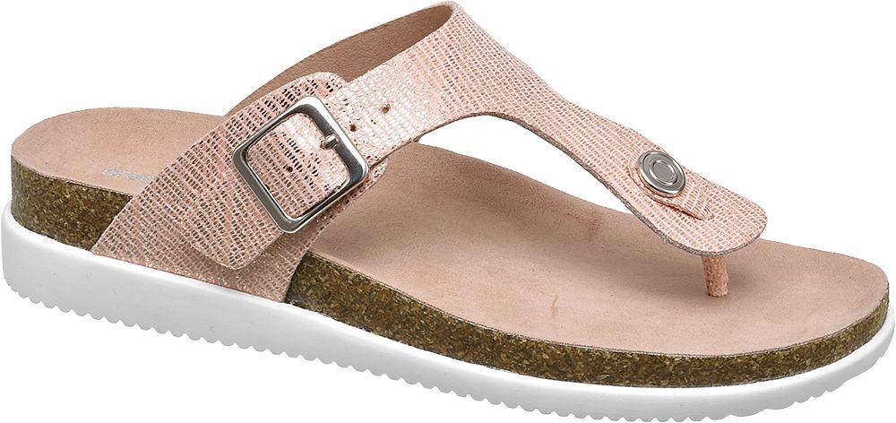Deichmann - Graceland Pantofle 41 zlatá