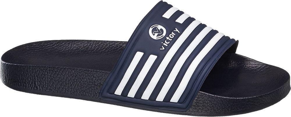 Deichmann - Victory Pantofle 41 modrá