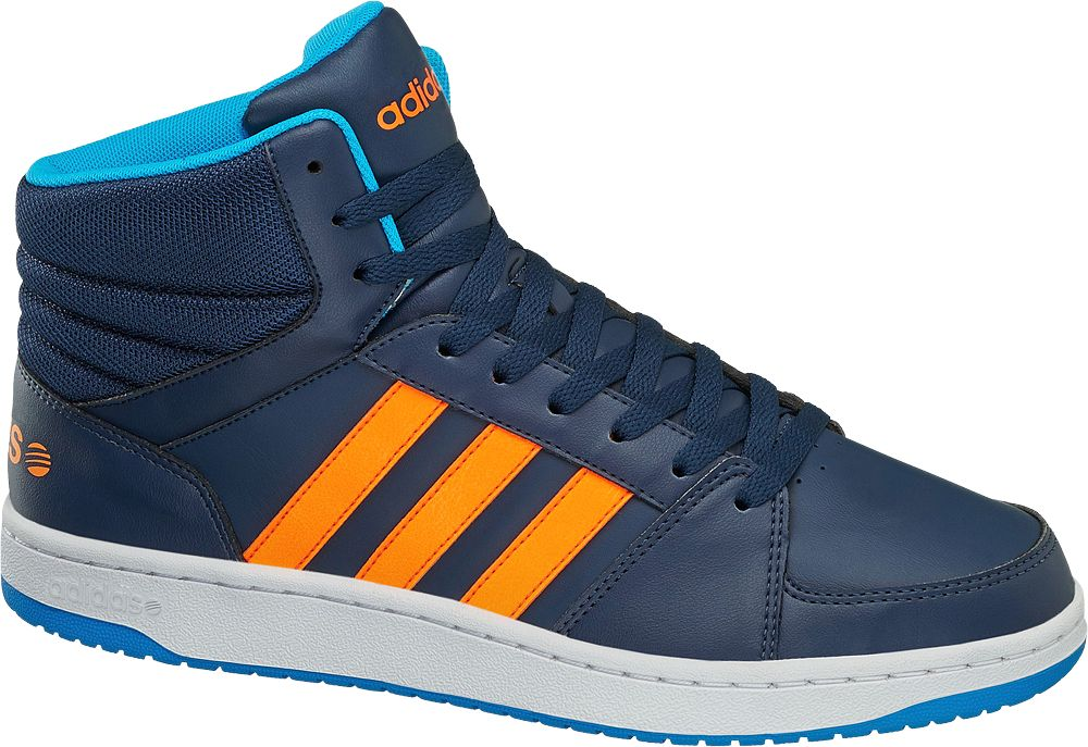 adidas neo label - Pánské kotníkové tenisky Adidas Hoops Vs Mid