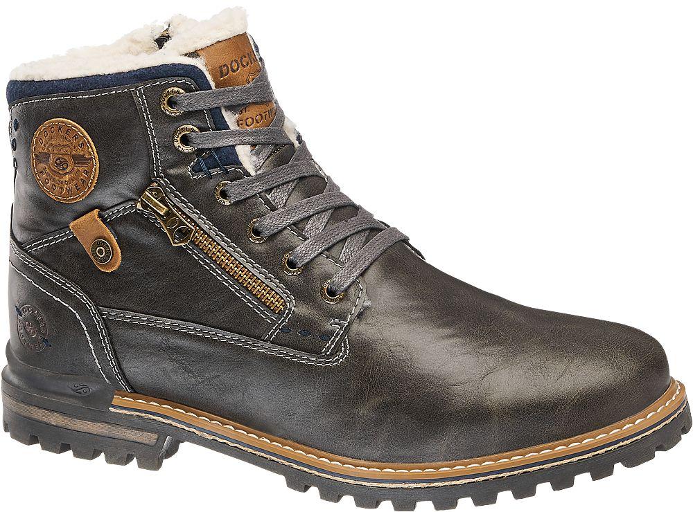 zimowe buty męskie