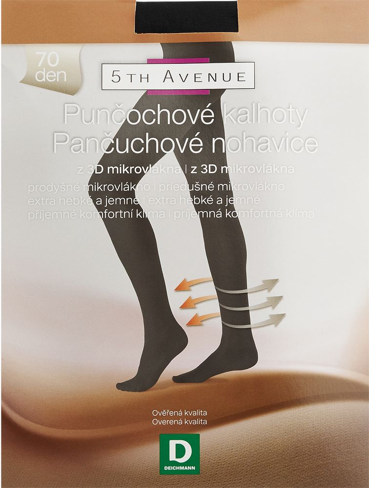 Deichmann - 5th Avenue Punčochy II