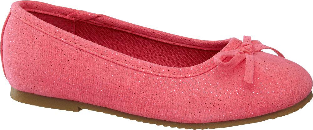 Baleriny dziecięce Cupcake Couture różowe