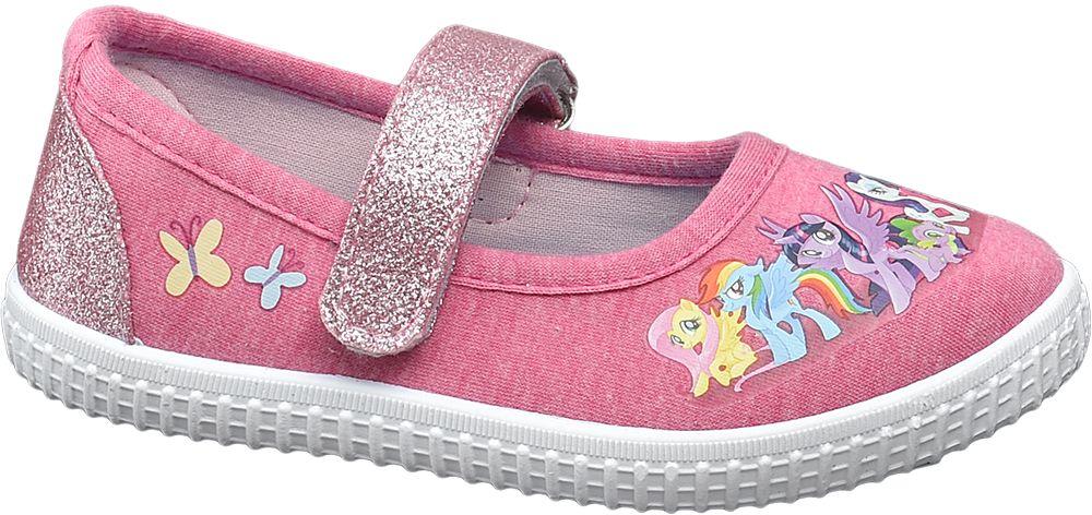 Kapcie dziecięce My little Pony różowe
