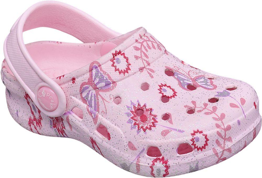 Klapki dziecięce Cupcake Couture różowe