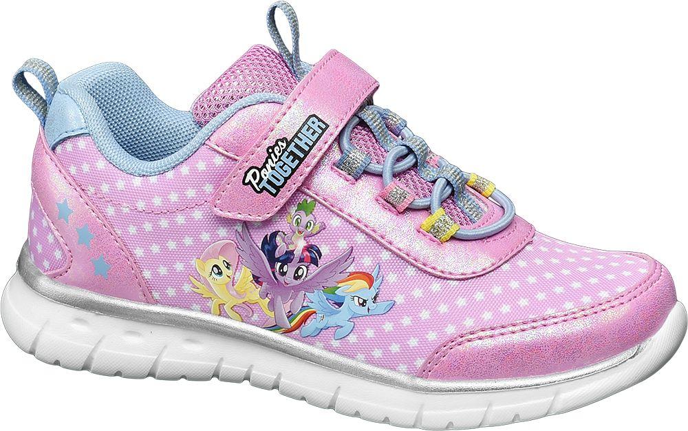 Półbuty dziecięce My little Pony fuksja