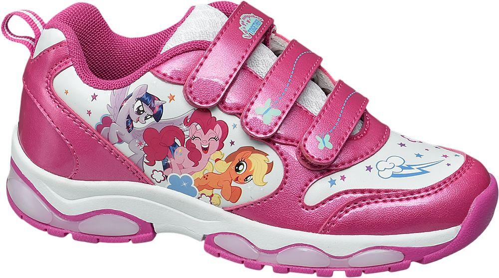 półbuty dziecięce My little Pony różowe