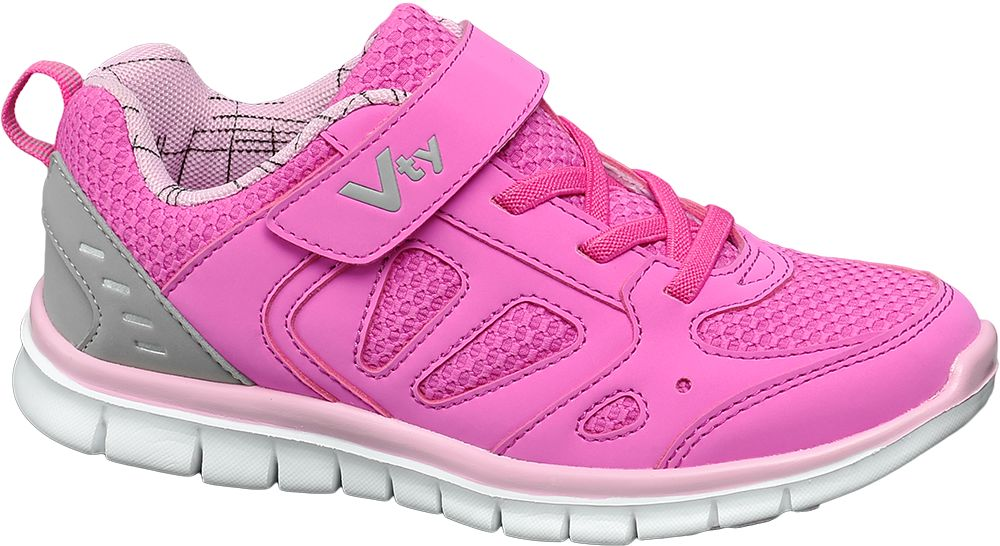 Sportowe buty dziecięce Vty różowe