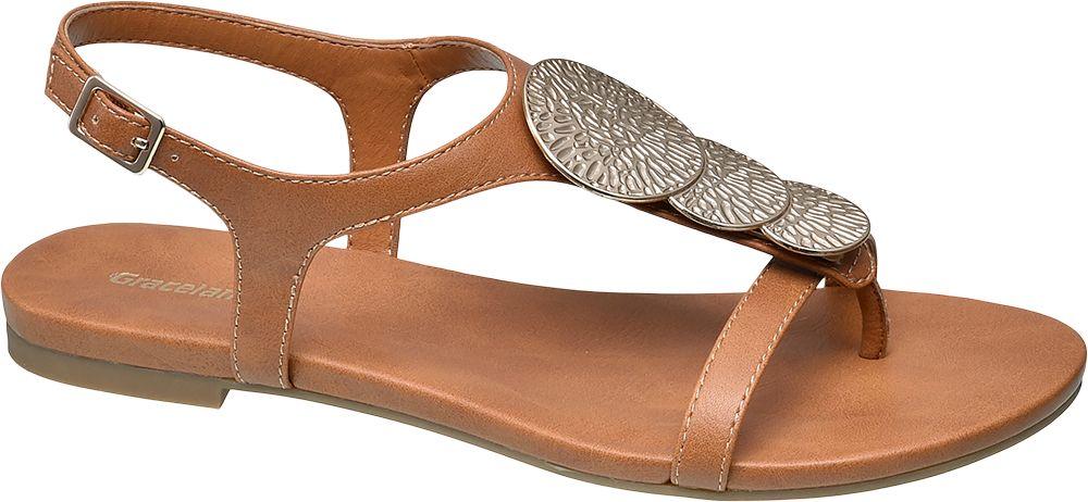 Sandale von Deichmann in black - Schwarz für 19,90€