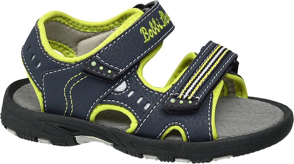Bobbi-Shoes Sandály  modrá