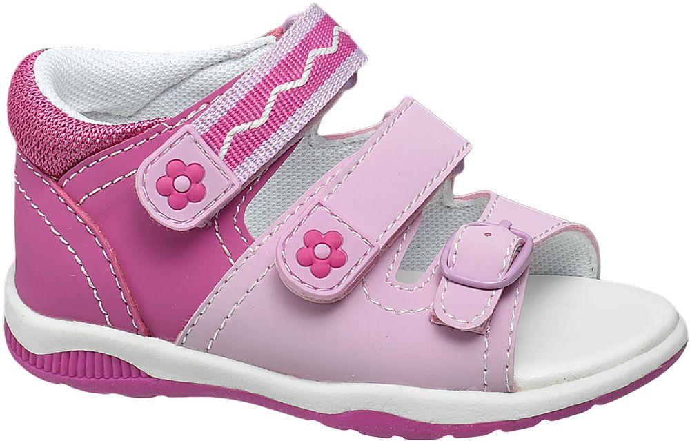 Cupcake Couture Sandály  růžová
