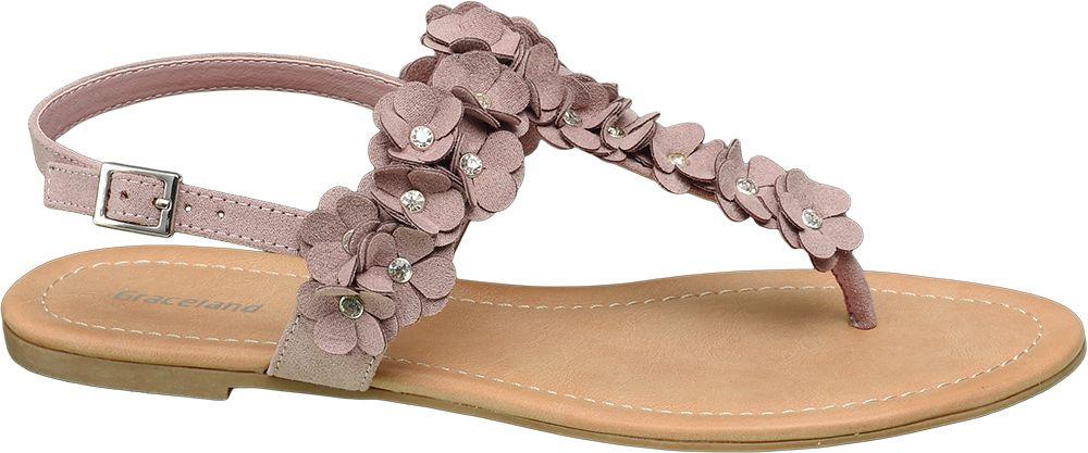 Graceland Sandály  růžová