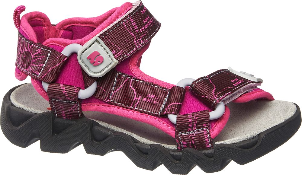 Deichmann - Elefanten Sandály 26 růžová