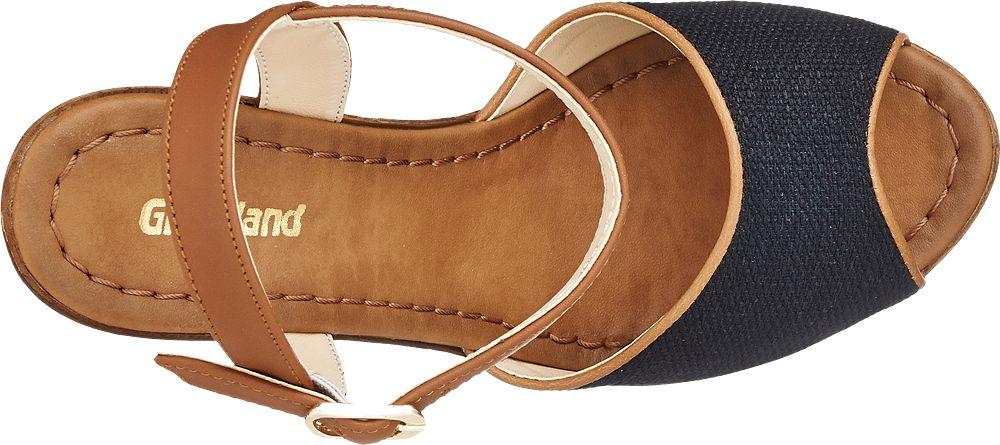 Graceland Sandály  koňaková