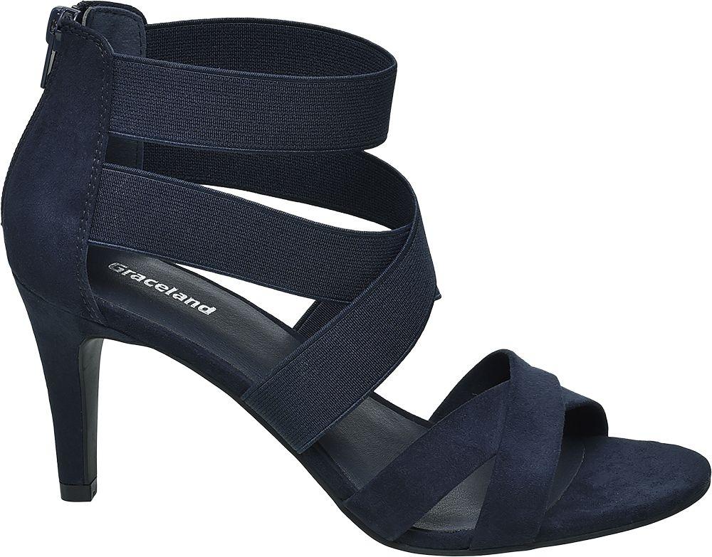 Deichmann - Graceland Sandály 36 modrá