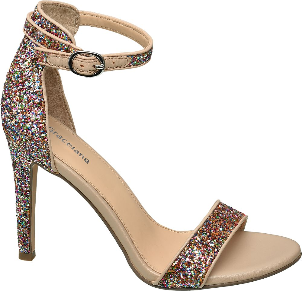 Deichmann - Graceland Sandály 39 zlatá