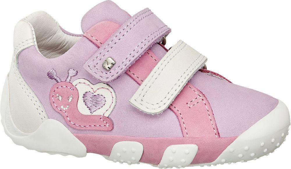 Buty dziecięce Elefanten różowe