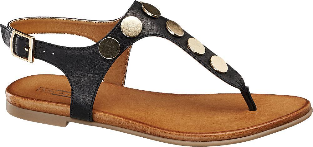 sandały damskie - 1253410