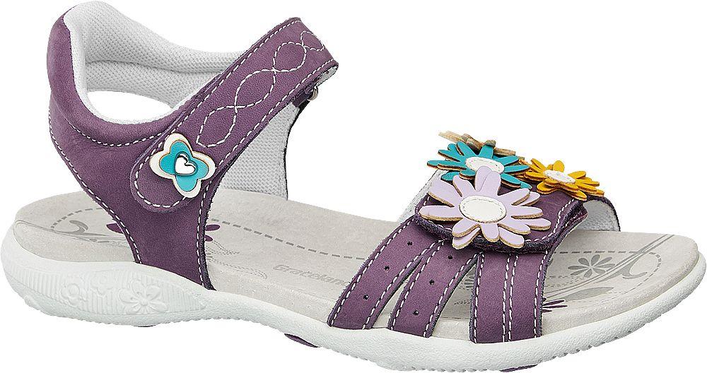 Sandały dziecięce Graceland fioletowe