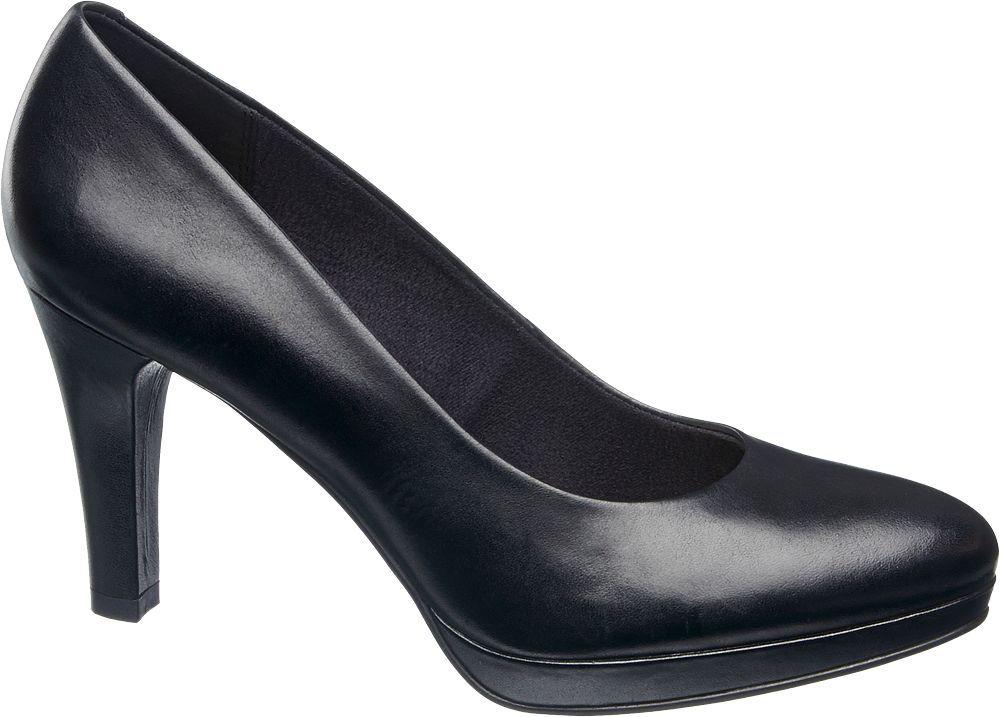 Szpilki damskie 5th Avenue czarne