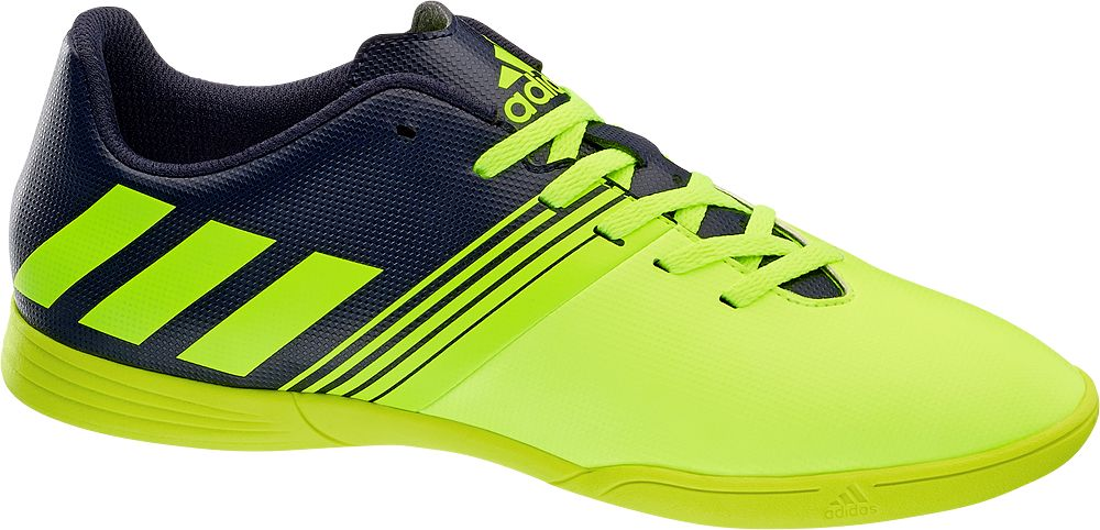 Deichmann - adidas Performance Sálová obuv Dazilao 36 žlutá
