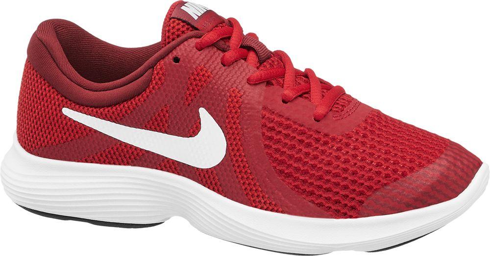 """""""Sneaker Nike in mesh rosso"""""""