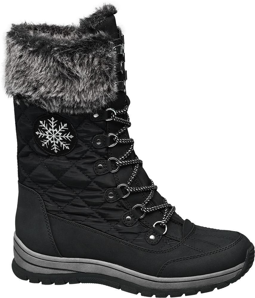Cortina Sněhule s membránou TEX  černá
