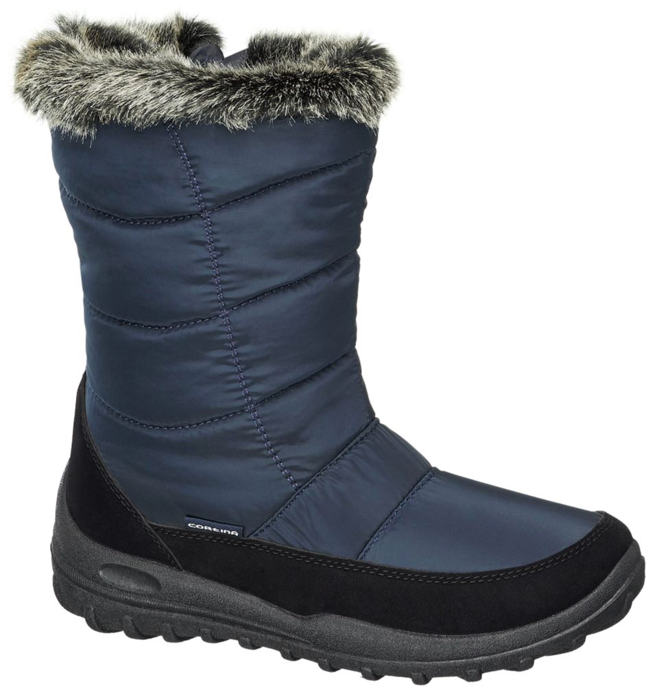 Cortina Sněhule  modrá