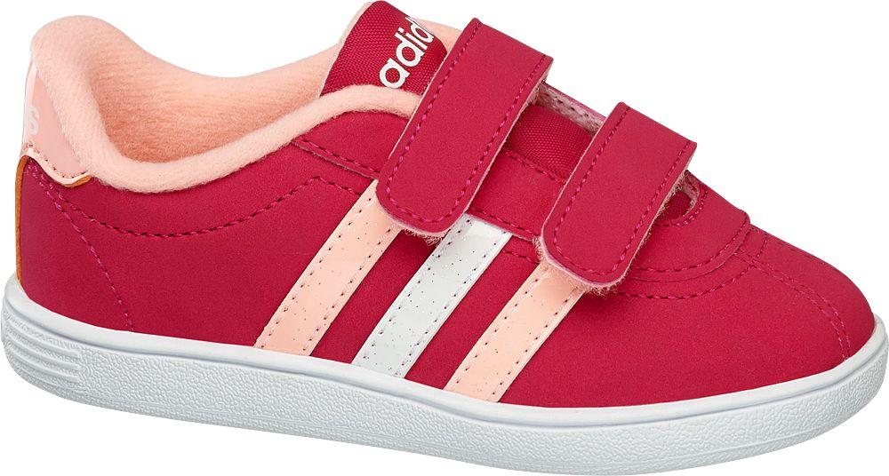 Deichmann - adidas neo label Tenisky Adidas Vl Court Cmf Inf 22 růžová