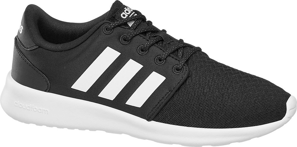 adidas Tenisky Cf Qt Racer W  černá