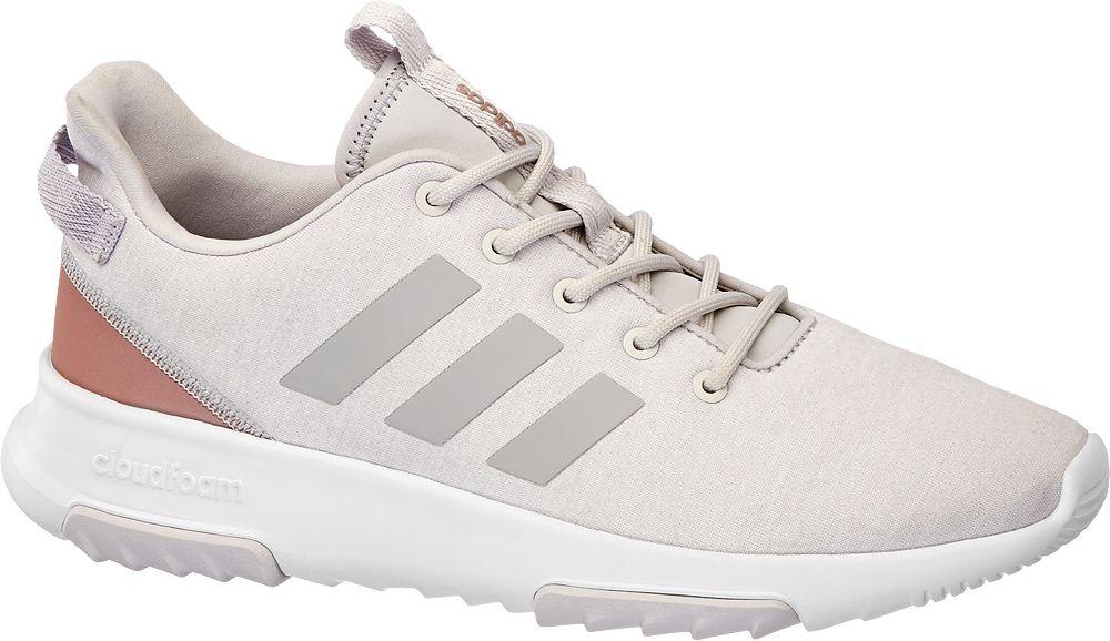 Deichmann - adidas Tenisky Cf Racer Tr W 7 šedá