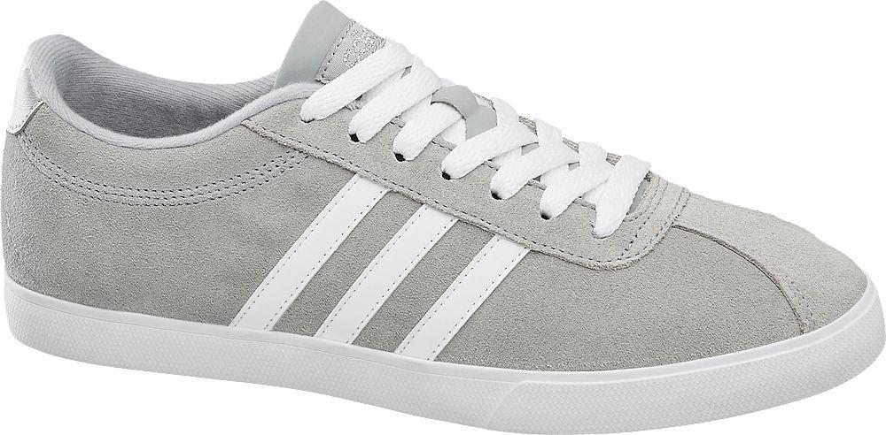 7a06d8c31f Deichmann - adidas Tenisky Courtset 40 šedá