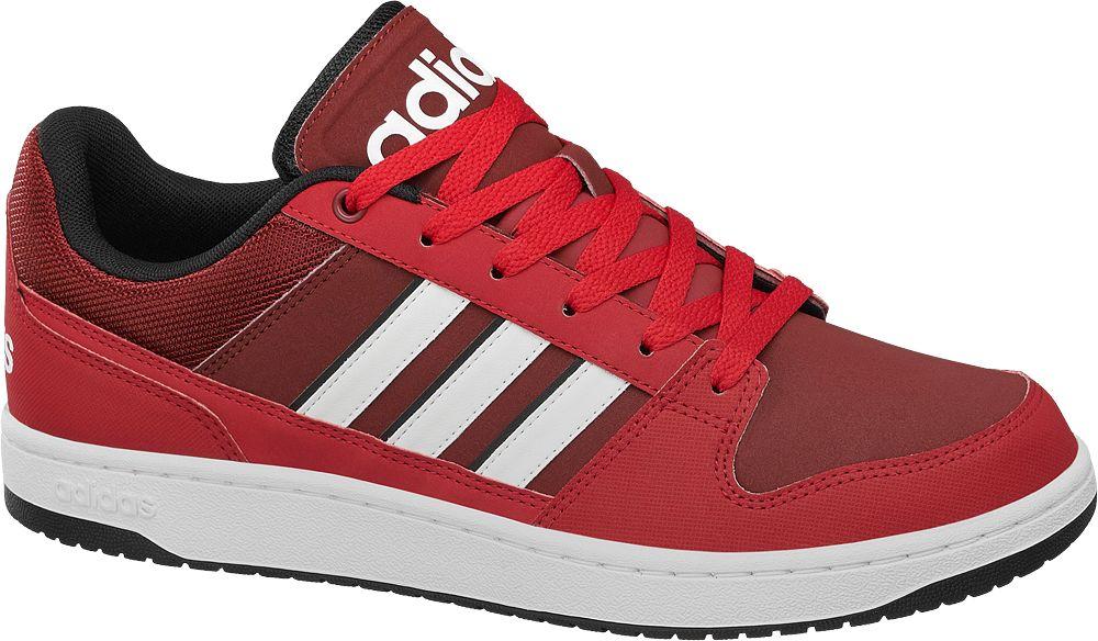 Deichmann - adidas neo label Tenisky Dineties Lo 7.5 červená