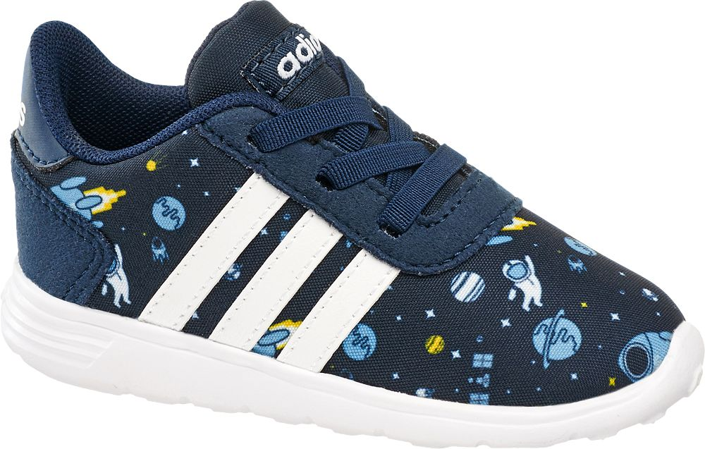 adidas Tenisky Lite Racer Inf  tmavě modrá