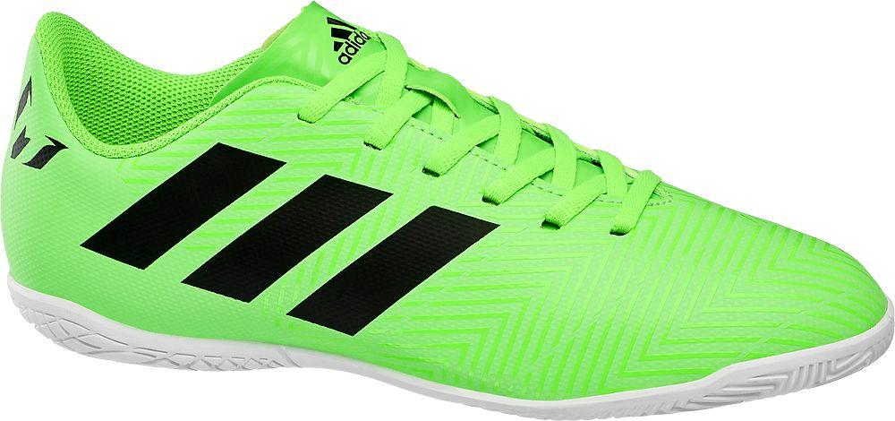 Deichmann - adidas Tenisky Nemeziz Messi Tango 18.4 IN J 36 zelená