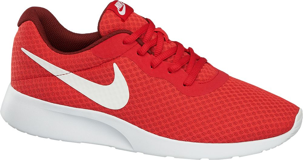 Deichmann - NIKE Tenisky Nike Tanjun 45 červená