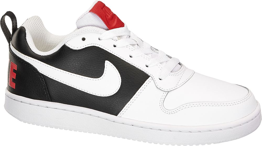 Deichmann - NIKE Tenisky Recreation Low 40 černobílá