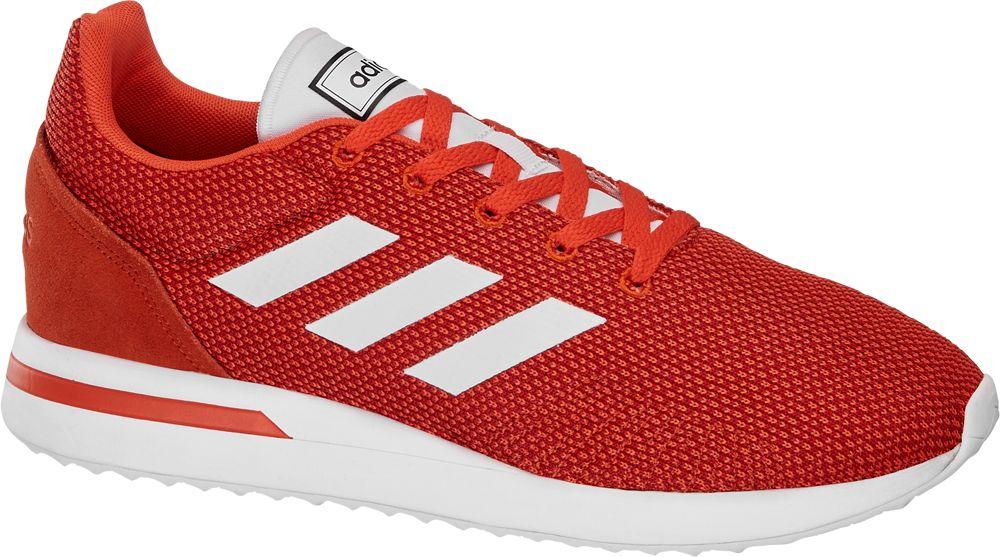 Deichmann - adidas Tenisky Run 70 s 44 červená 76f9e406601